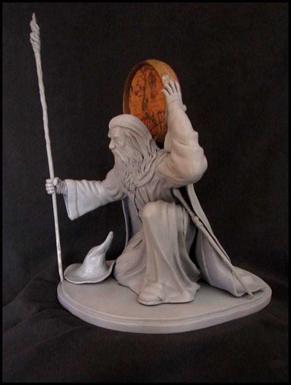 Gandalf statue 1/4 13081805364116083611474806