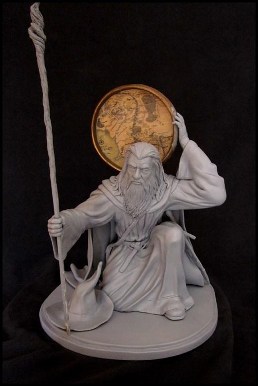 Gandalf statue 1/4 13081805364116083611474807