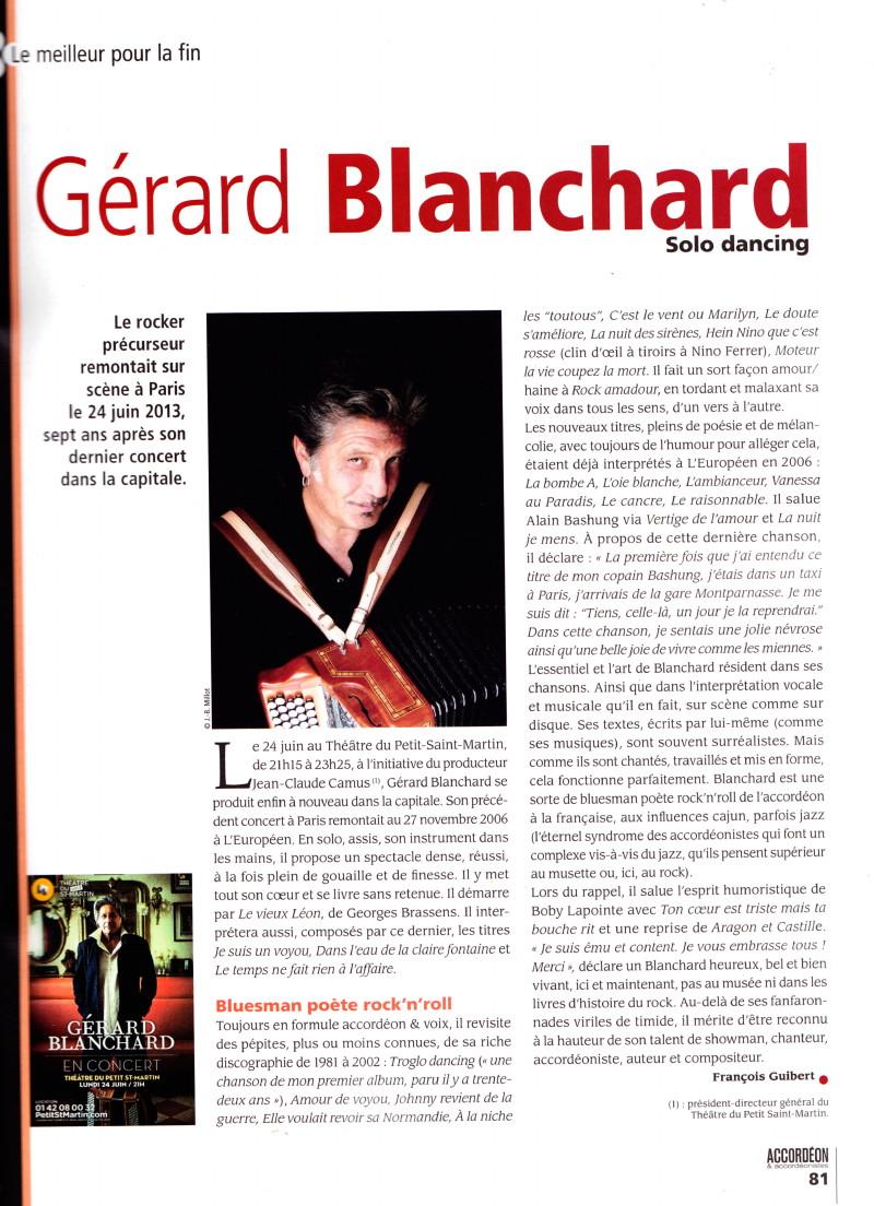 """Les concerts et nouveaux albums de 2013 (par """"FG"""") 13082007292615789311481165"""