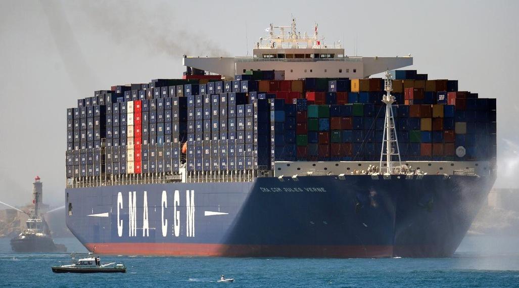 Blogues le bateau jules verne le plus grand porte conteneurs du monde ma plan te pps - Plus grand porte conteneur du monde ...