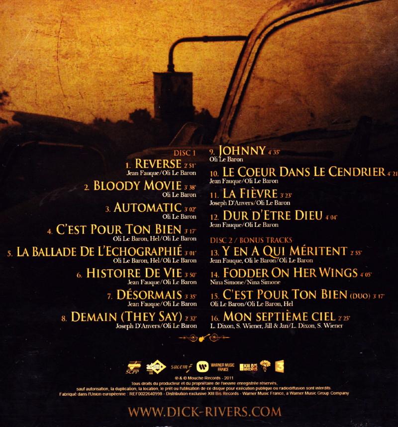 "DICK RIVERS ""Mister D Tour"" 2011/2013 : compte rendu (Casino de Paris, Olympia, Noisy, Clamart) 13082303125815789311487528"
