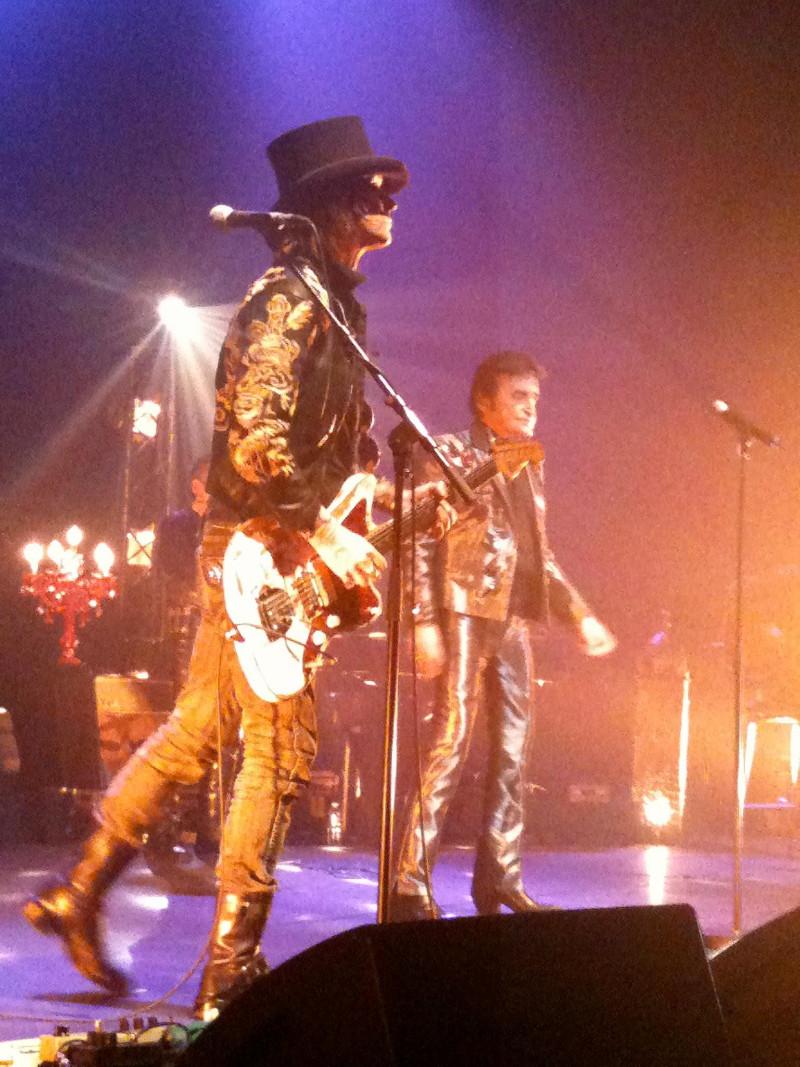 "DICK RIVERS ""Mister D Tour"" 2011/2013 : compte rendu (Casino de Paris, Olympia, Noisy, Clamart) 13082303193815789311487594"