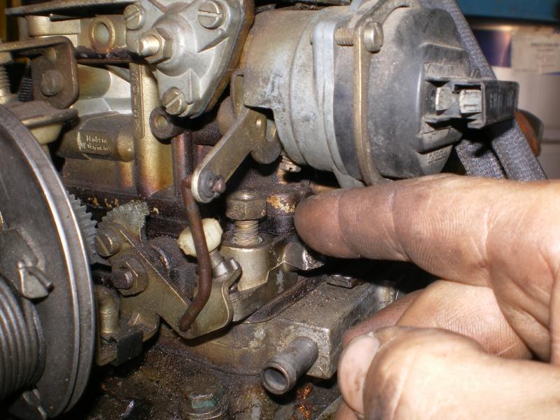 carburateur solex pour estafette