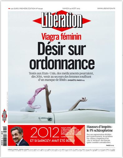 Liberation  Du Samedi 24 et dimanche 25 août 2013