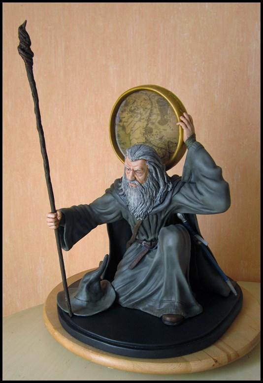 Gandalf statue 1/4 13082405430116083611491132