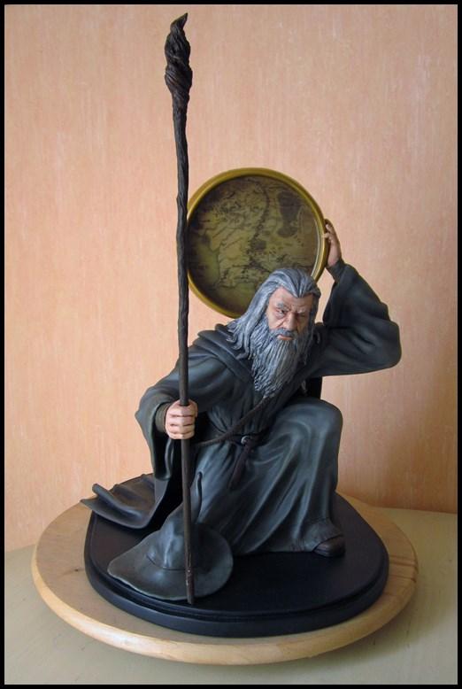 Gandalf statue 1/4 13082405430116083611491133