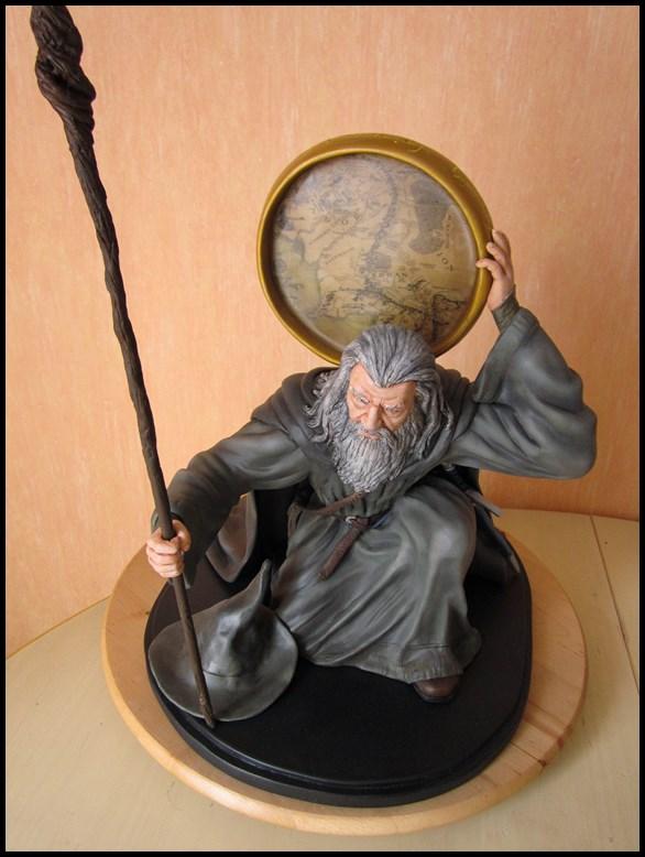 Gandalf statue 1/4 13082405430116083611491136