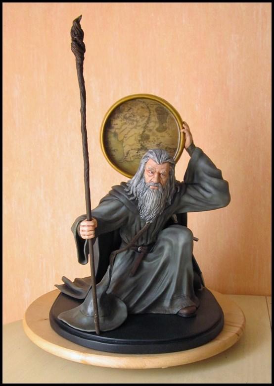 Gandalf statue 1/4 13082405430216083611491137