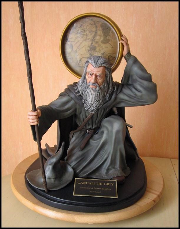 Gandalf statue 1/4 13082405430216083611491140