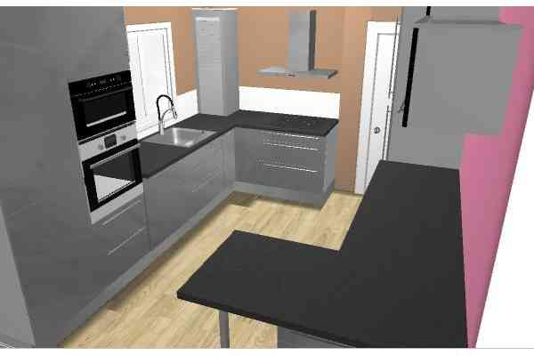 les projets implantation de vos cuisines 8700 messages. Black Bedroom Furniture Sets. Home Design Ideas