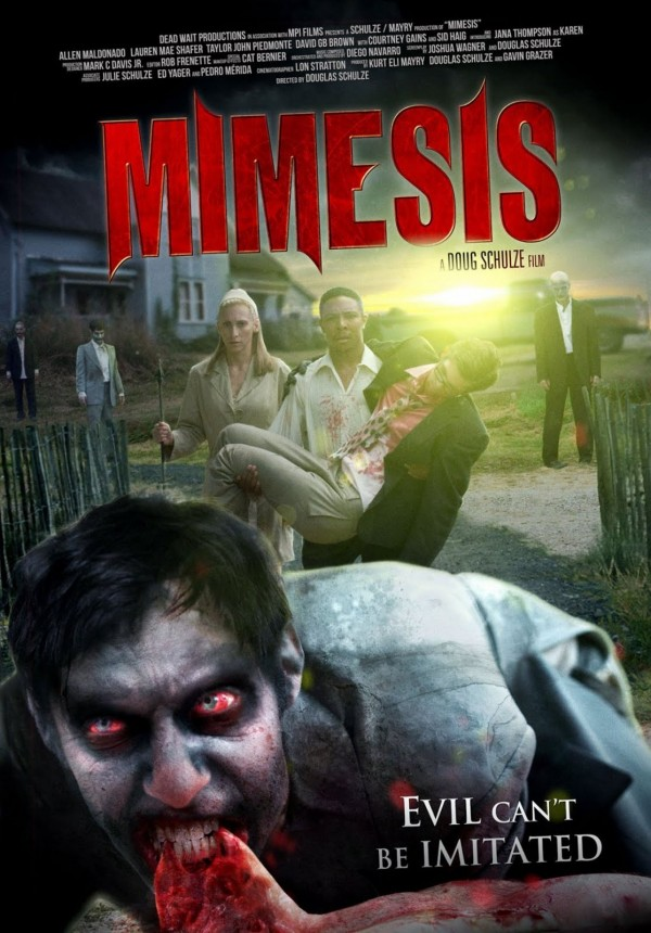 Mimesis - La nuit des morts vivants |FRENCH| [DVDR