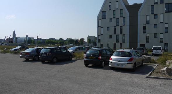 Lopen, fietsen, rijden en parkeren in Duinkerke 13083005312914196111510663