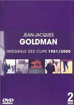 Jean Jacques Goldman - Integrale des Clips 1981 - 2000