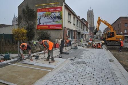 De Salengroplaats, de volgende architecturale vlek van Duinkerke? - Den draed 13083112231414196111512034