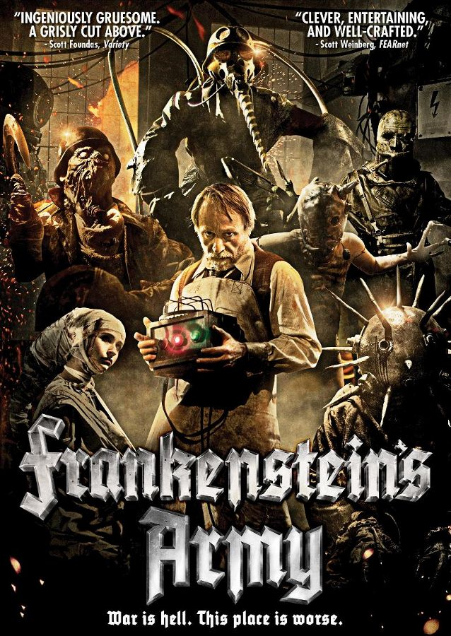 Frankenstein's Army |FRENCH| [DVDRiP]