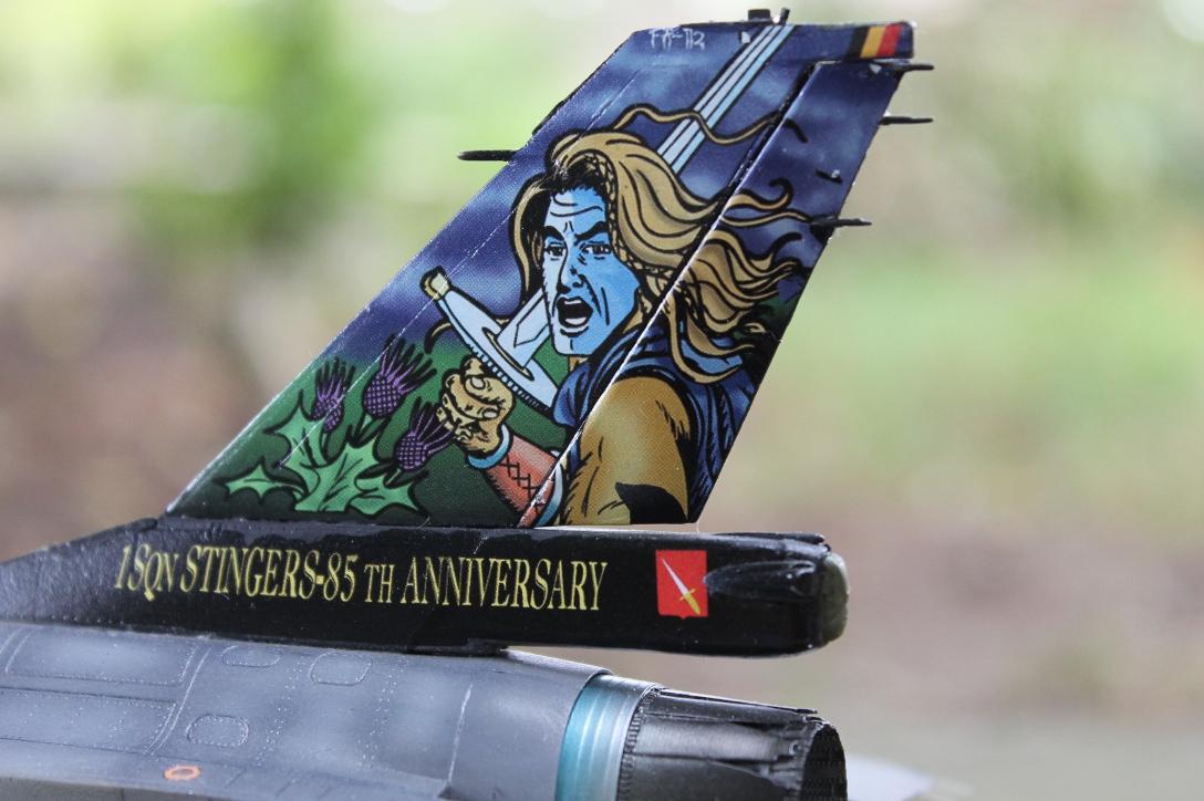 F 16 1ère escadrille (Florennes) 13090110523710561811516878