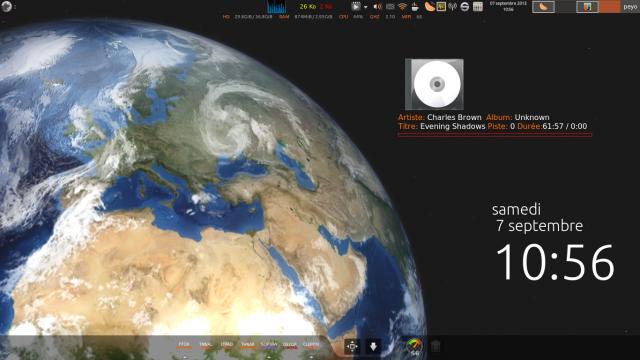 Nos bureaux xfce xubuntu voyager ubuntu studio Être ou ne