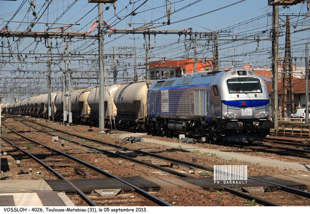 Pk 256,4 : Gare de Toulouse Matabiau (31) 1309071248176263211529943