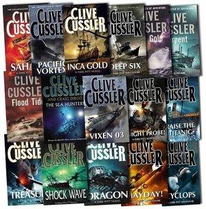 [Multi]  Clive CUSSLER - 23 EPub