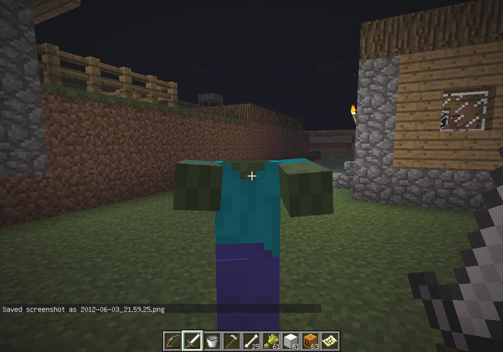 Comment trouver un zombie geant dans minecraft - Comment faire un evier dans minecraft ...