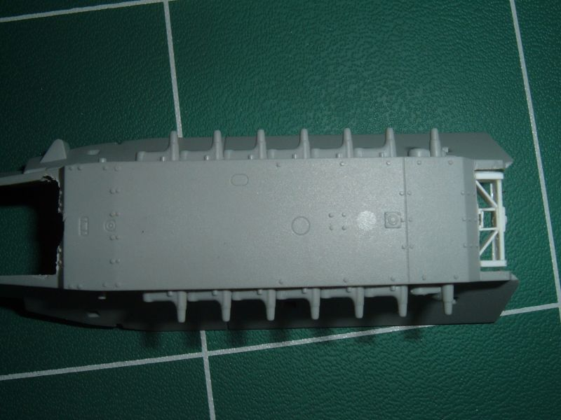 SdKfz 251 ambulance [Dragon, 1/72] 13091005425416542211539664