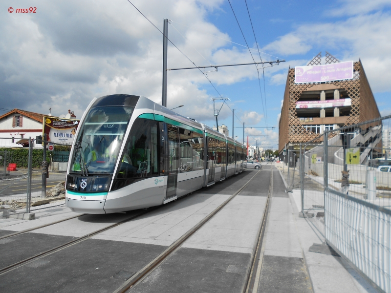 Tramway T7 : Villejuif - Athis Mons 13091005155514492411539502