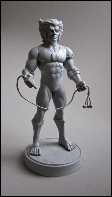 Thundercats Tygra statue 13091407410916083611551274