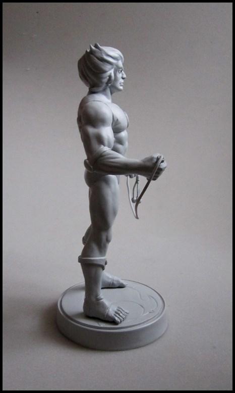Thundercats Tygra statue 13091407410916083611551275