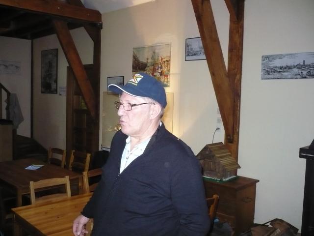 Retour de la visite du Jean Bart à Gravelines. 13091511545016032811552749