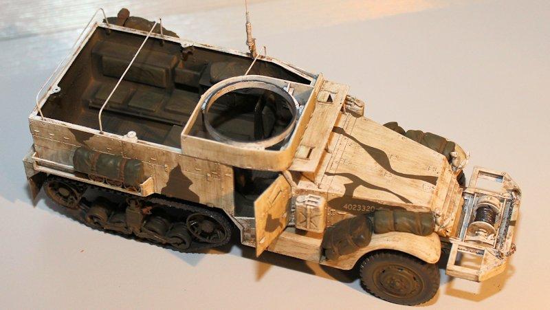 Half-Track M2A1 / Belgique 1945 (DRAGON Smart Kit 6329 - 1/35) 13091510100414106611554617