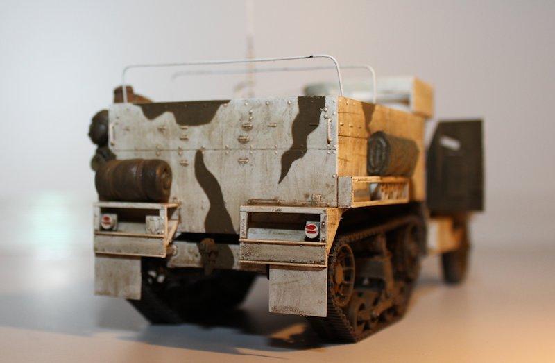 Half-Track M2A1 / Belgique 1945 (DRAGON Smart Kit 6329 - 1/35) 13091510100414106611554620