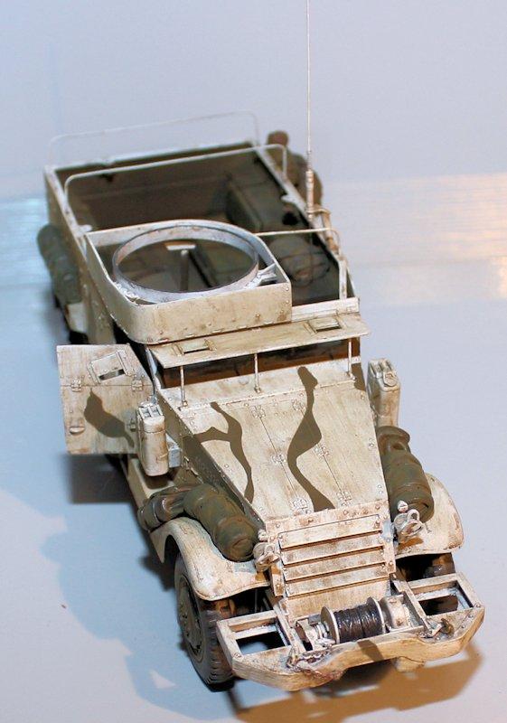 Half-Track M2A1 / Belgique 1945 (DRAGON Smart Kit 6329 - 1/35) 13091510100514106611554623