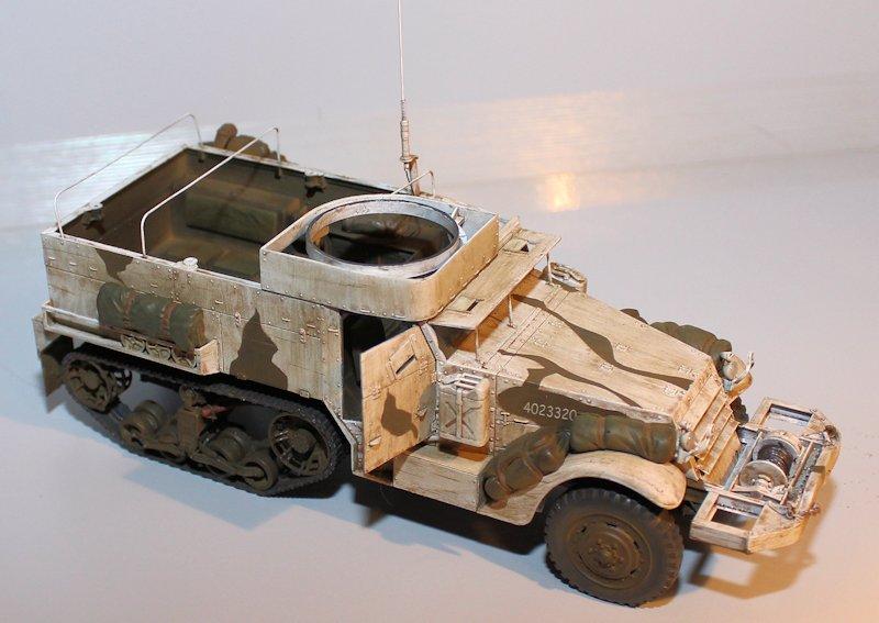Half-Track M2A1 / Belgique 1945 (DRAGON Smart Kit 6329 - 1/35) 13091510100514106611554624