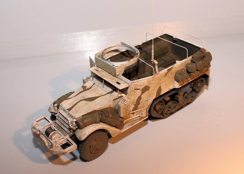 Half-Track M2A1 / Belgique 1945 (DRAGON Smart Kit 6329 - 1/35) 13091510100514106611554625