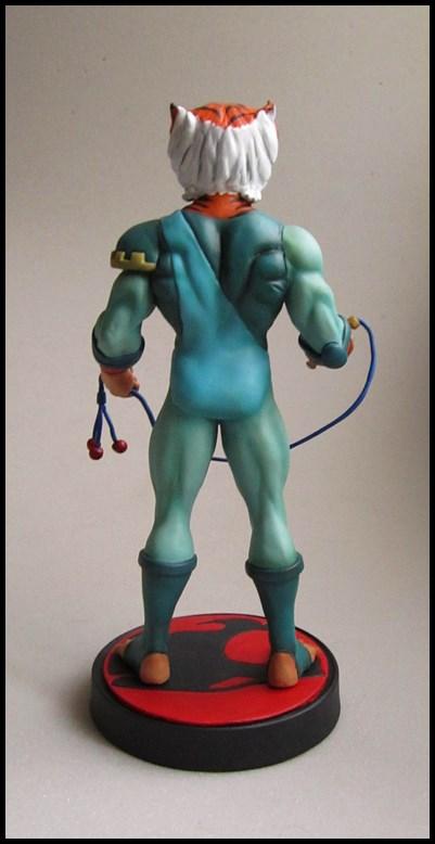 Thundercats Tygra statue 13091606180716083611557074