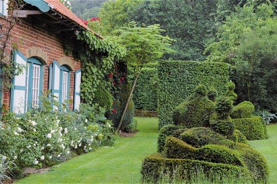Natuurgebieden, mooie tuinen en landschappen in Frans-Vlaanderen 13091611341614196111555300