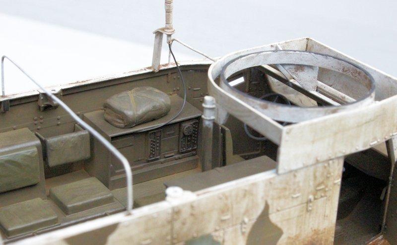 HALF TRACK M2A1 Belgique 1945 - 1/35 13091711075914106611559110