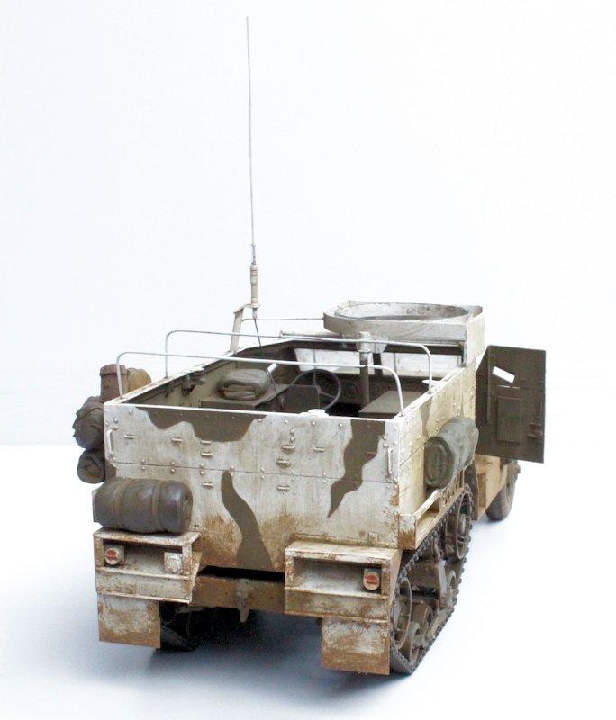 Half-Track M2A1 / Belgique 1945 (DRAGON Smart Kit 6329 - 1/35) 13091711075914106611559107