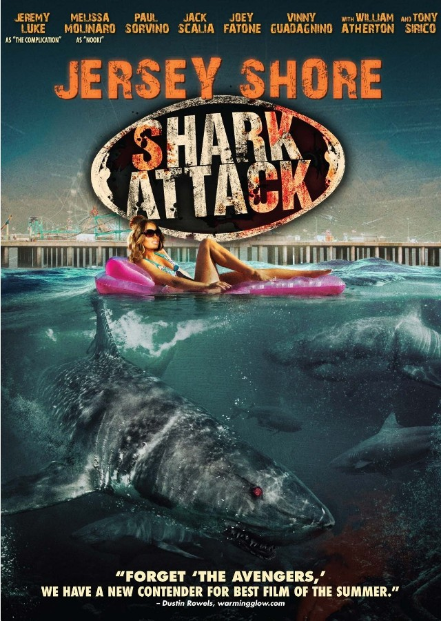 Jersey Shore Shark Attack |FRENCH| [DVDRiP]