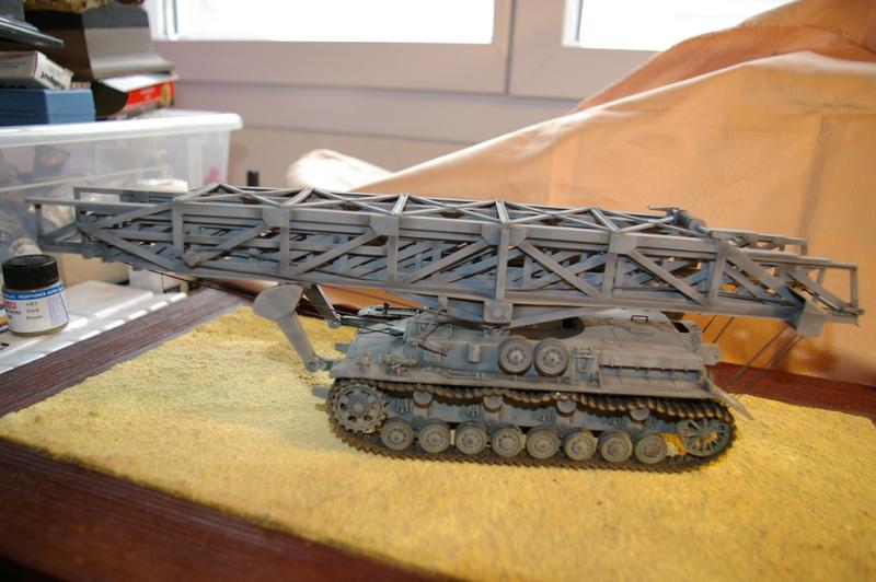 panzer IV infanterie Sturmsteg 13091812134916791611562315