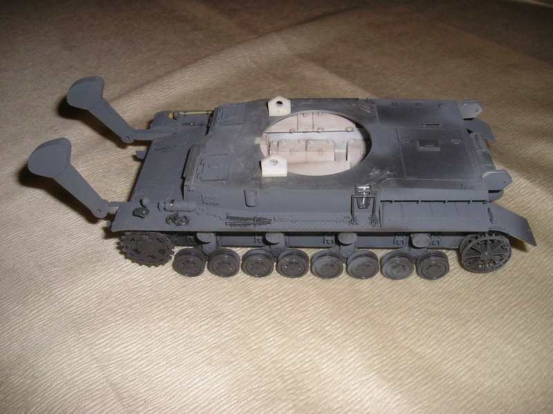panzer IV infanterie Sturmsteg 13091812135316791611562317