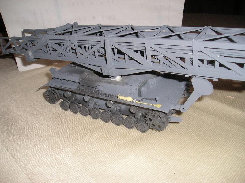 panzer IV infanterie Sturmsteg 13091812135916791611562321