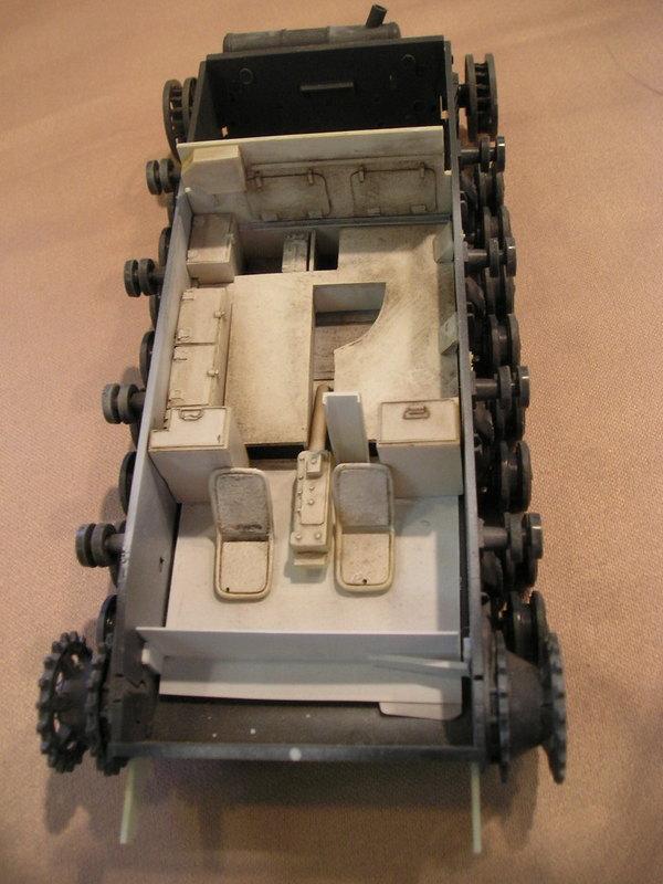 panzer IV infanterie Sturmsteg 13091812140816791611562328