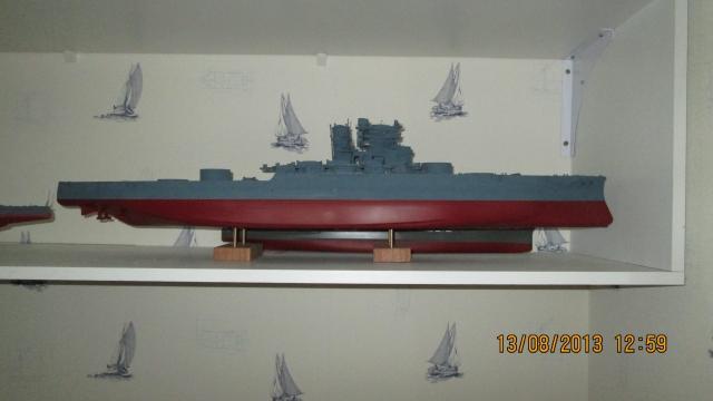 montage du USS ARIZONA AU 1/200 par Raphael - Page 3 1309211200244922011571117