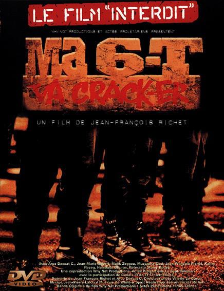Оригинальное название Ma 6-T va crack-er Год выпуска фильма 1997.