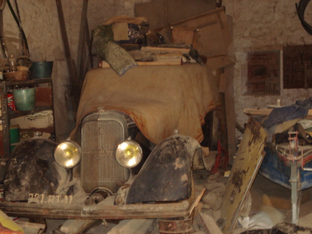 restauration panhard