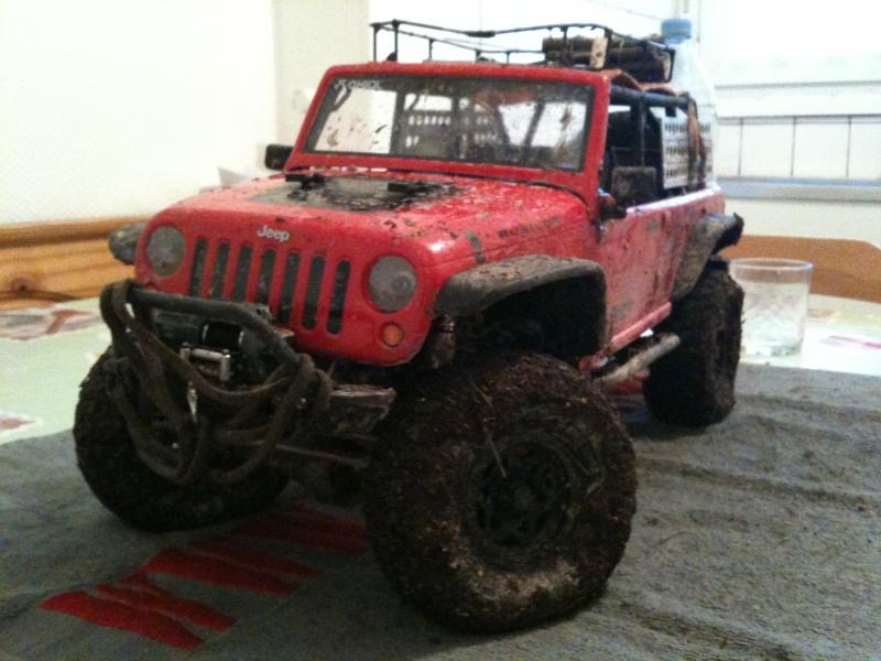 AXIAL SCX10 Jeep Unlimited Rubicon de Nels 13092812462112579111589990