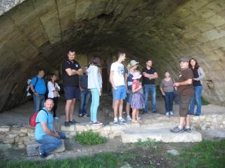 Visite du fort de Brouage 13092907032914150311595846