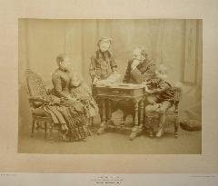 Pirou - Grand Portrait Famille c1886-89 (2)