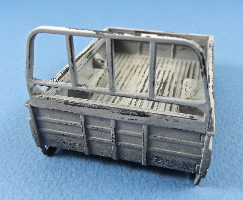 Pick up w zu-23-2 ( 1/35 Meng ) 13101108215715063811631055